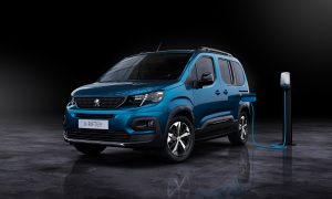 thumbnail PEUGEOT launches new e-Rifter as it continues its electric vehicle expansion