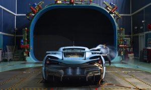 thumbnail Rimac C_Two final aerodynamic testing