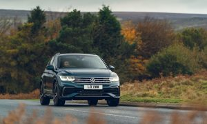 thumbnail Powerful new petrol engines add punch to expanding Volkswagen Tiguan range