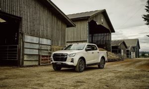 thumbnail All-New Isuzu D-Max is Smarter, Stronger and Safer