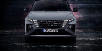 thumbnail Hyundai Motor reveals sporty N Line trim of all-new TUCSON