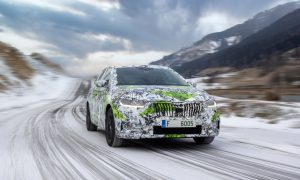 thumbnail The new SKODA Fabia: bigger, sportier and even safer