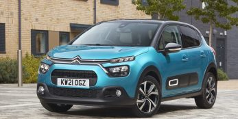 thumbnail Citroen offers five year warranty & 14 Day Money-Back Guarantee on all new vehicles ordered via online Citroën store