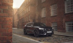 thumbnail CUPRA Formentor achieves five-star Euro NCAP safety rating