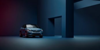 thumbnail Volvo Cars launches new, pure electric Volvo C40 Recharge