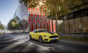 thumbnail Track-ready Ford Mustang Mach 1 lands in UK this summer