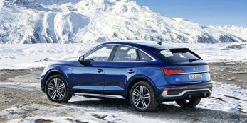 thumbnail Roving with a longer range: Technology upgrade boosts scope of new Plug-In Audi Q5 Sportback and other key TFSI e models