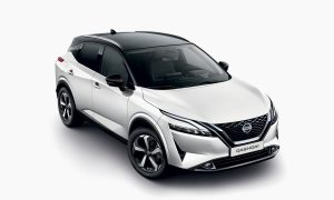thumbnail Pricing & PCP offers confirmed for All-New Nissan Qashqai Premiere Edition