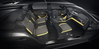 thumbnail Bespoke Bentaygas – New options via Mulliner Personal Commissioning Guide