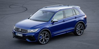 thumbnail Powerful, purposeful, practical: the Tiguan R opens for order to UK customers
