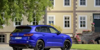 thumbnail Volkswagen Touareg R opens for order in UK as technology and performance-focused flagship