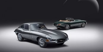 thumbnail Jaguar Classic reveals E-type 60 Collection: 60th anniversary tribute to the iconic sports car