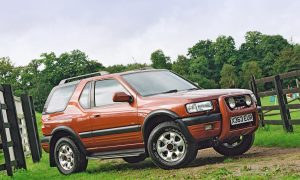 thumbnail 30 years of exploring new frontiers: Vauxhall celebrates the Frontera's 30th anniversary