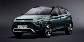 thumbnail Hyundai Motor reveals all-new BAYON, a stylish and sleek crossover SUV