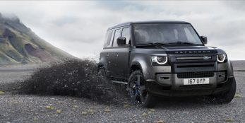 thumbnail The Power of Choice: Potent new Defender V8 and exclusive special editions join the range