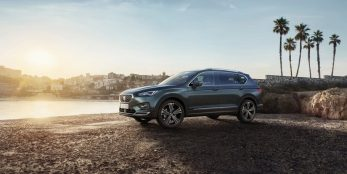 thumbnail SEAT adds range-topping engine to Tarraco line-up