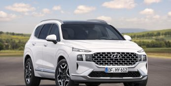 thumbnail Hyundai announces New SANTA FE prices and specifications