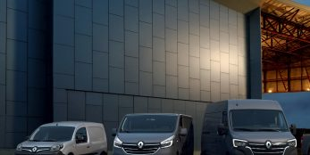 thumbnail Renault PRO+ loads up its vans with new industry-leading 5-year PRO+ Promise