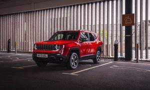 thumbnail Find my car: new Jeep Renegade 4xe will send you a text if your car has been stolen