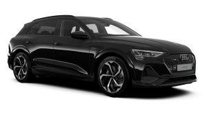 thumbnail Electrification minus the complication - Audi e-tron becomes available via all-inclusive onto subscription service