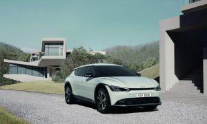 thumbnail Kia reveals EV6 and a new design philosophy