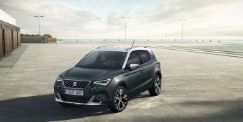 thumbnail New SEAT Arona: revamped with a rugged look and bold new interior design