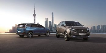 thumbnail PEUGEOT is launching its new SUV family at the 2021 Shanghai Motor Show