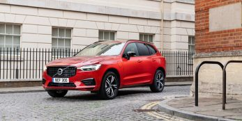 thumbnail Volvo Car UK takes trading challenges in its stride to register significant sales increase during first quarter of 2021