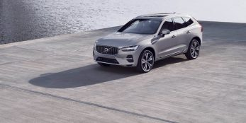 thumbnail Updated Volvo XC60 now available