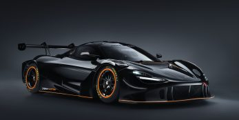 thumbnail McLaren Customer Racing takes track performance to a new level with the 720S GT3X