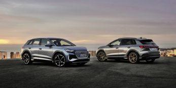 thumbnail Energising the compact SUV class – The all-new Audi Q4 e-tron and Q4 Sportback e-tron