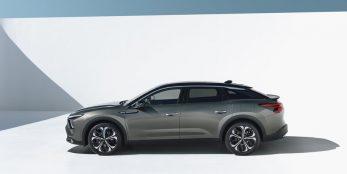 thumbnail Citroën reveals all-new C5 X - an innovative and advanced flagship model