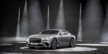 thumbnail The most dynamic Bentley road car in history: The New Continental GT Speed