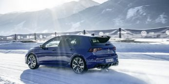 thumbnail Performance of new Golf R sets new standards