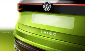 thumbnail New arrival at Volkswagen: the Taigo is on its way!