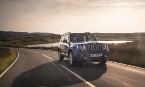 thumbnail Inkmyjeep: Mopar relaunches personalised decal offer to Jeep Renegade owners