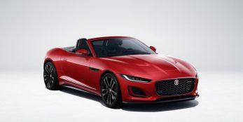 thumbnail The new Jaguar F-TYPE R-Dynamic Black