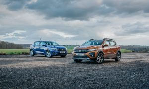 thumbnail All-new Dacia Sandero and All-new Sandero Stepway press kit