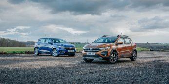 thumbnail All-new Dacia Sandero and All-new Sandero Stepway press kit