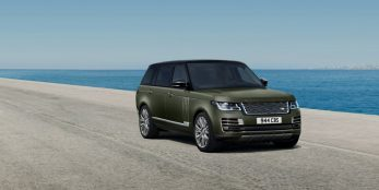thumbnail Ultimate Range Rover: SV Bespoke introduces exclusive new editions