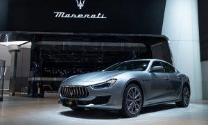 thumbnail Maserati at Shanghai Auto Show 2021