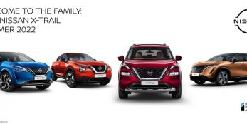 thumbnail All-New Nissan X-TRAIL – coming to Europe next summer
