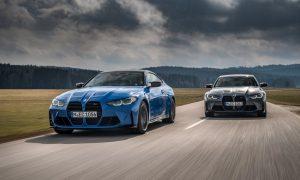 thumbnail BMW M3 Competition Saloon M xDrive and BMW M4 Competition Coupé M xDrive make their debut