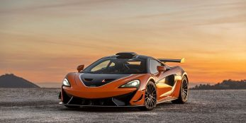 thumbnail The conclusion of the McLaren Sports Series: final 620R models delivered across Europe, the Middle East and Africa