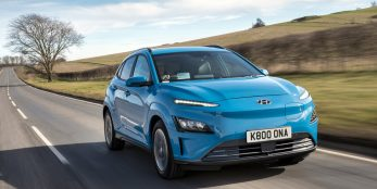 thumbnail Hyundai Kona Electric Now Offers the Longest Range of Any Plug-In Car Grant-Eligible Vehicle