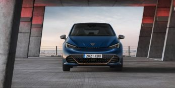 thumbnail CUPRA Born: the brand's first all-electric vehicle