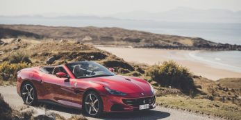thumbnail Rediscovering our roads: a staycation guide to the UK and Ireland, by Ferrari Portofino M
