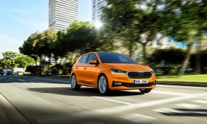 thumbnail The new ŠKODA Fabia: larger, safer and more efficient