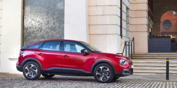 thumbnail Citroën UK adds 'Sense' entry level trim to New C4 line-up