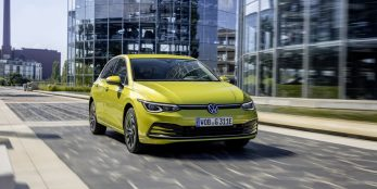 thumbnail Volkswagen expands plug-in hybrid line-up of new Golf with UK launch of frugal 204 PS eHybrid